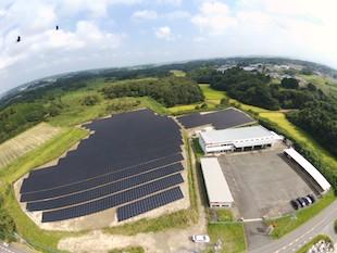 稲敷発電所